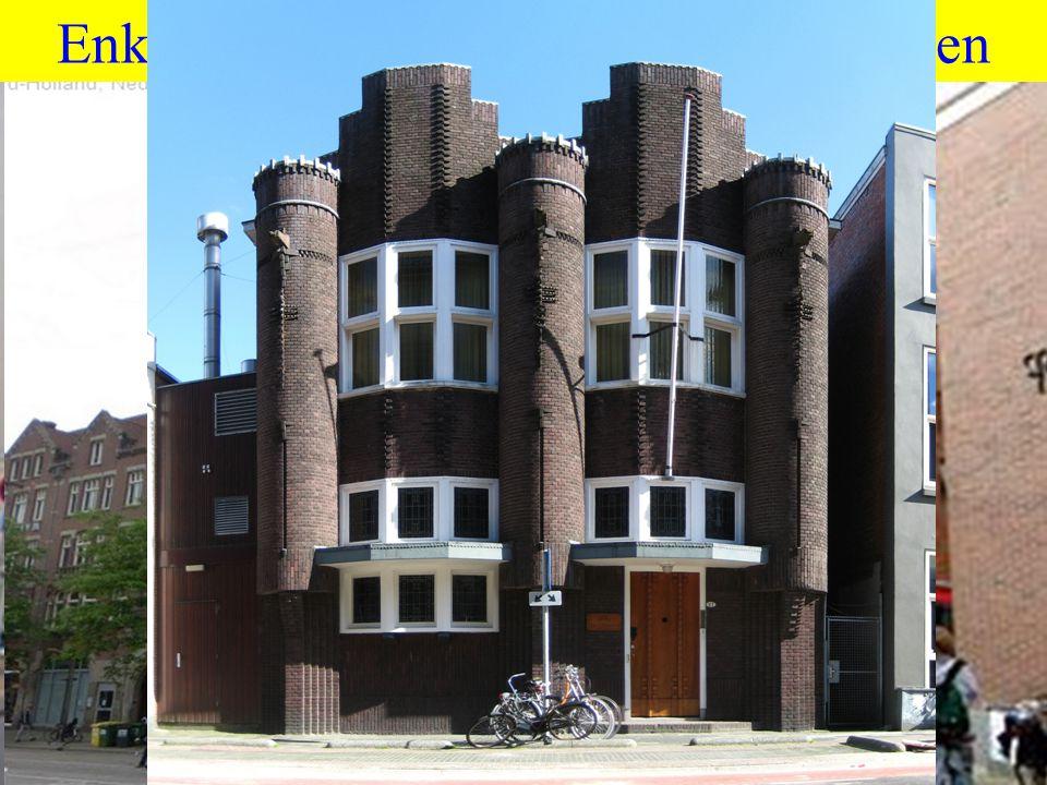 ©vandeSandeinlezingen,2011 Enkele succesvolle moderne clubhuizen