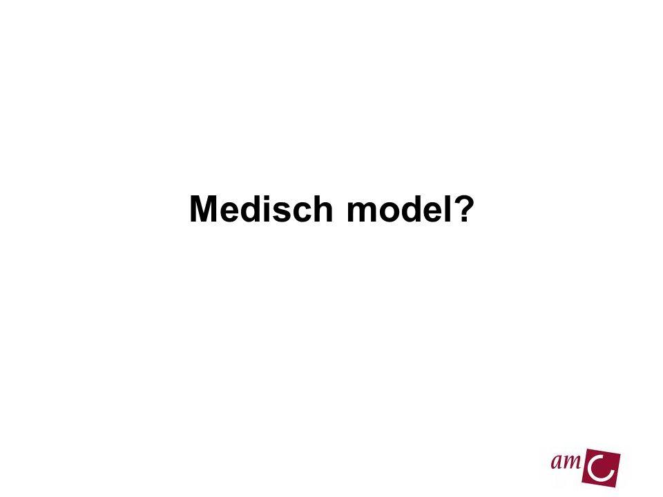 Medisch model?