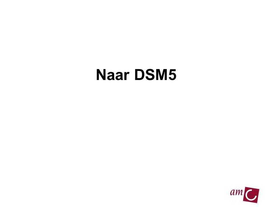 Naar DSM5