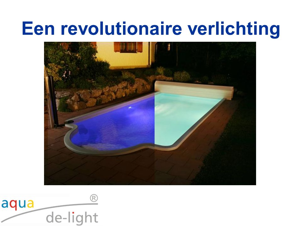 Een revolutionaire verlichting