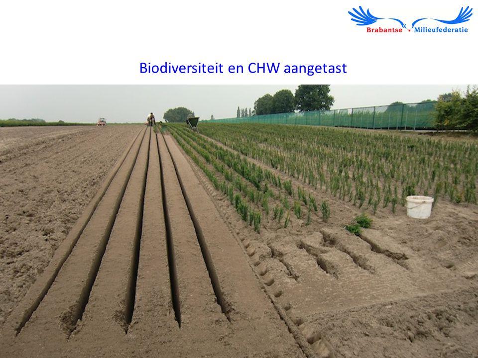 Biodiversiteit en CHW aangetast  tekst 4