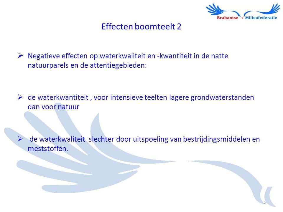 Effecten op water  tekst 6