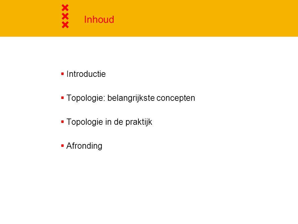 Voorbeeld 4: extractie Top10NL-hoogtes Amsterdamse hoogteniveausTop10NL-hoogteniveaus