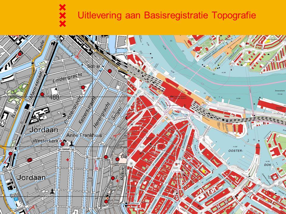 Voorbeeld 2: genereren van kartografie