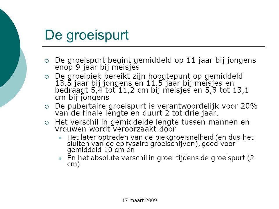 17 maart 2009 Behandeling  GnRH-dependente vormen  GnRH-agonisten  GnRH-independente vormen  Etiologisch: vb.