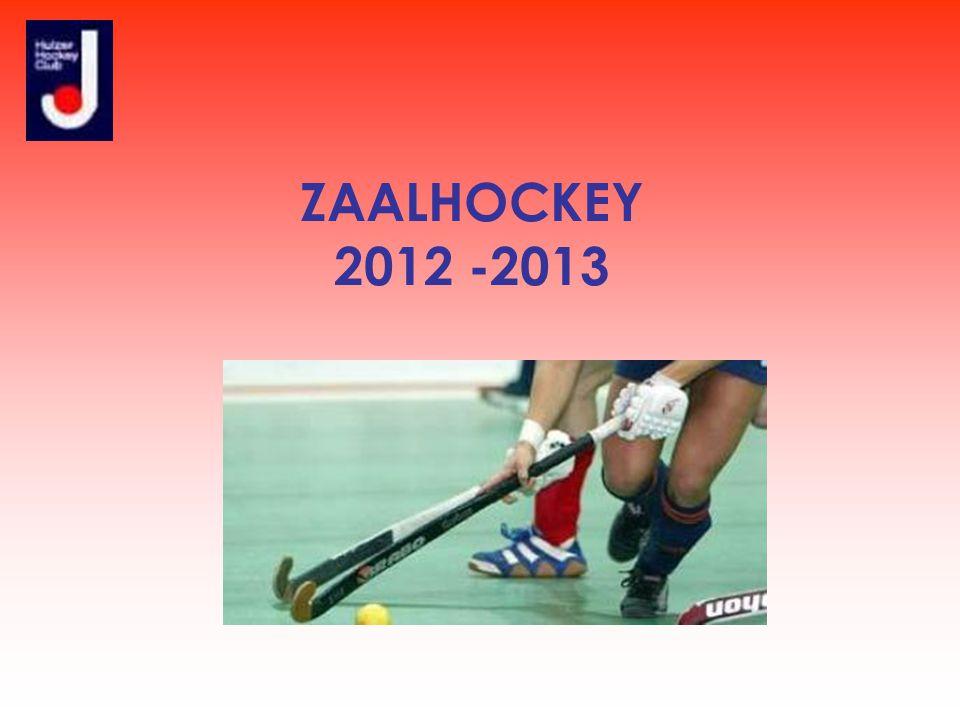 ZAALHOCKEY 2012 -2013