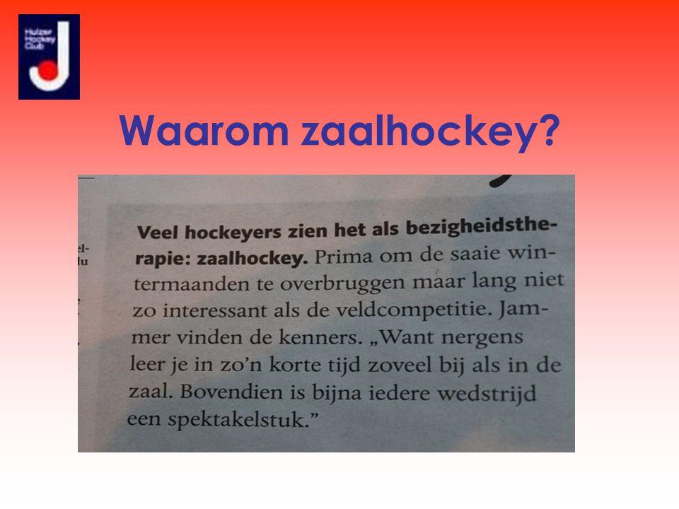 Waarom zaalhockey?