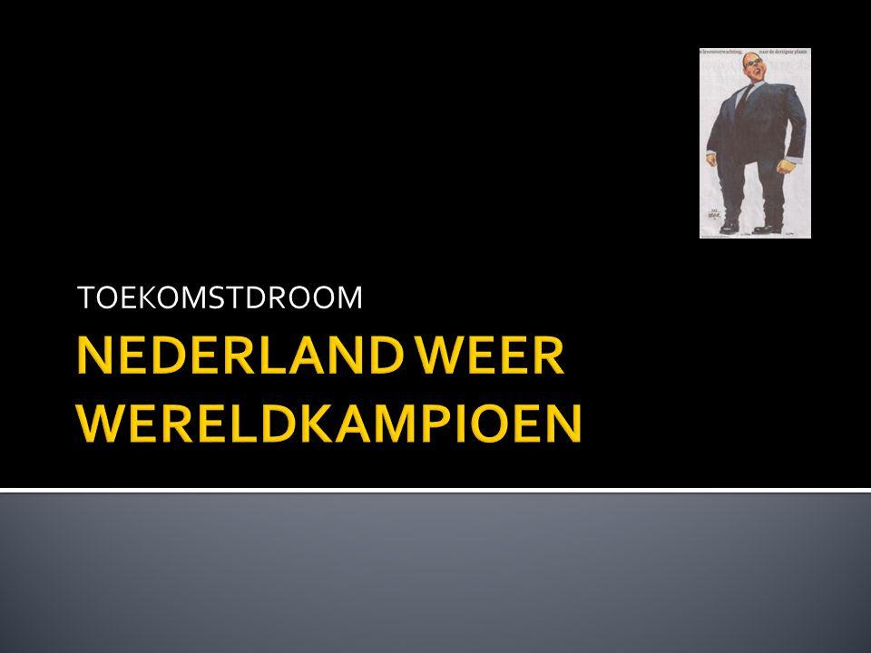  Een tijd dat Nederland wereldkampioen volksgezondheid was  In de jaren '30 en '50 had Nederland de hoogste levensverwachting ter wereld  Door de lage zuigelingensterfte en de successen van de sociale hygiëne