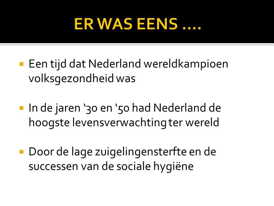 NL VROUWEN NL MANNEN Oeppen & Vaupel, 2002
