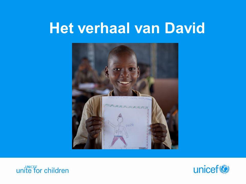 Het verhaal van David UNICEF