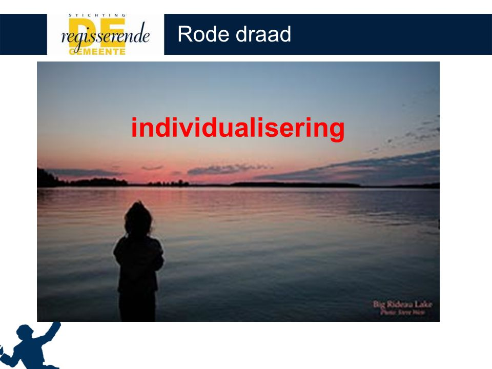 individualisering Rode draad
