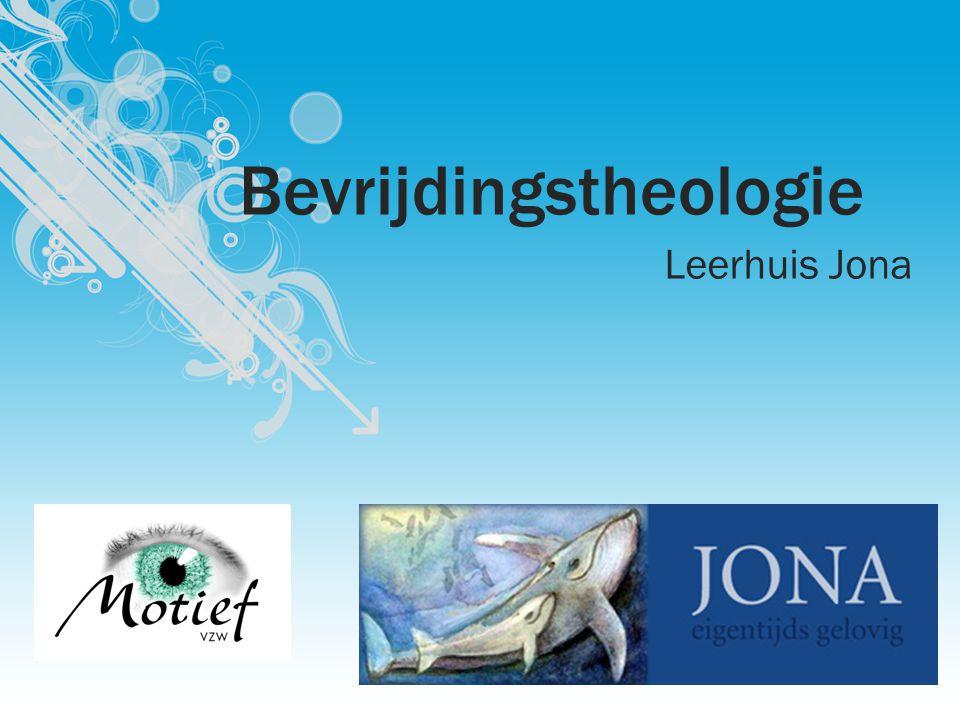 Bevrijdingstheologie Leerhuis Jona