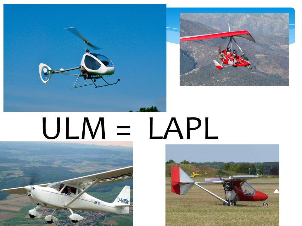 ULM = LAPL