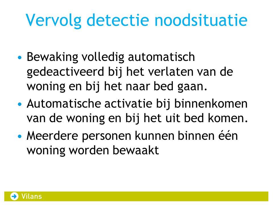 Pilots 1 •2003: prototype 1 systeem •2007 – 2009: 2,5 jaar met 20 systemen, Zorgpalet Baarn-Soest 7 gevorderde dementie & 13 somatiek met indicatie intramurale opname •2011 – 2012: 10 maanden onder Europees project ROSETTA in 3 landen.