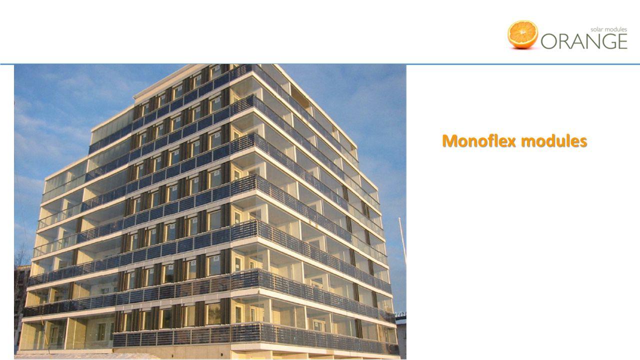 Monoflex modules
