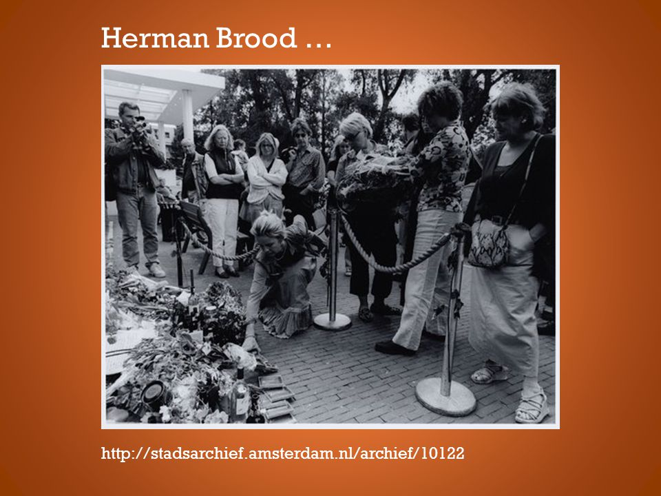 http://stadsarchief.amsterdam.nl/archief/10122 Herman Brood …