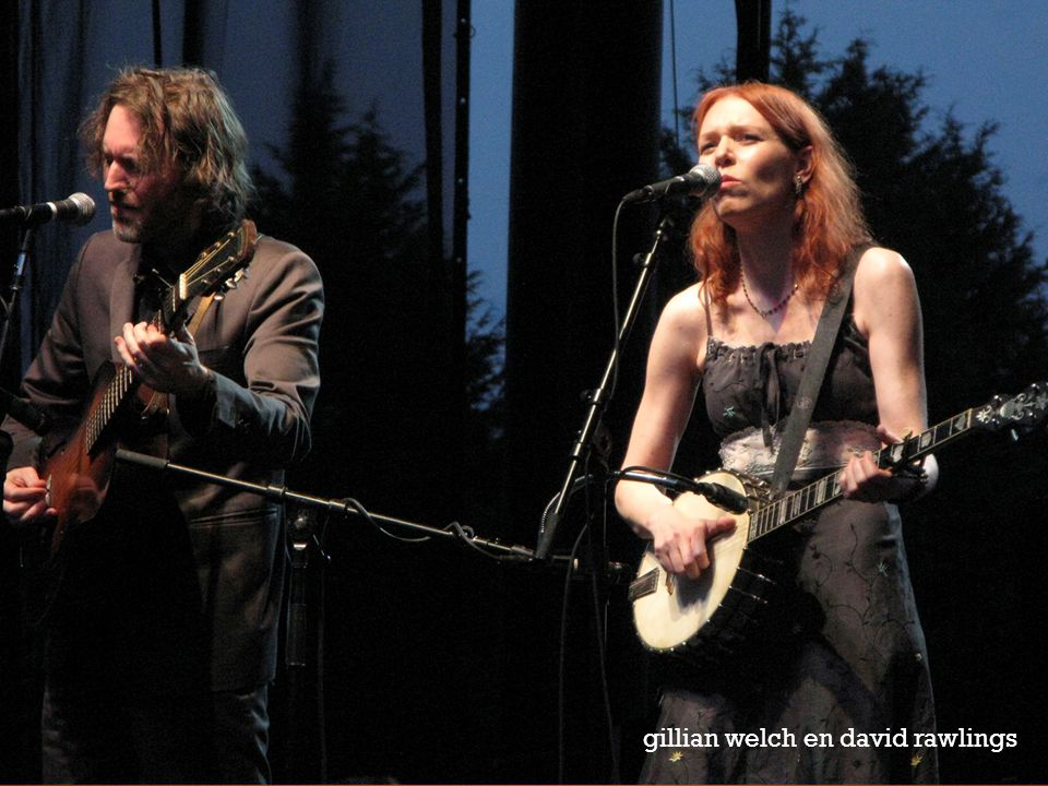 gillian welch en david rawlings