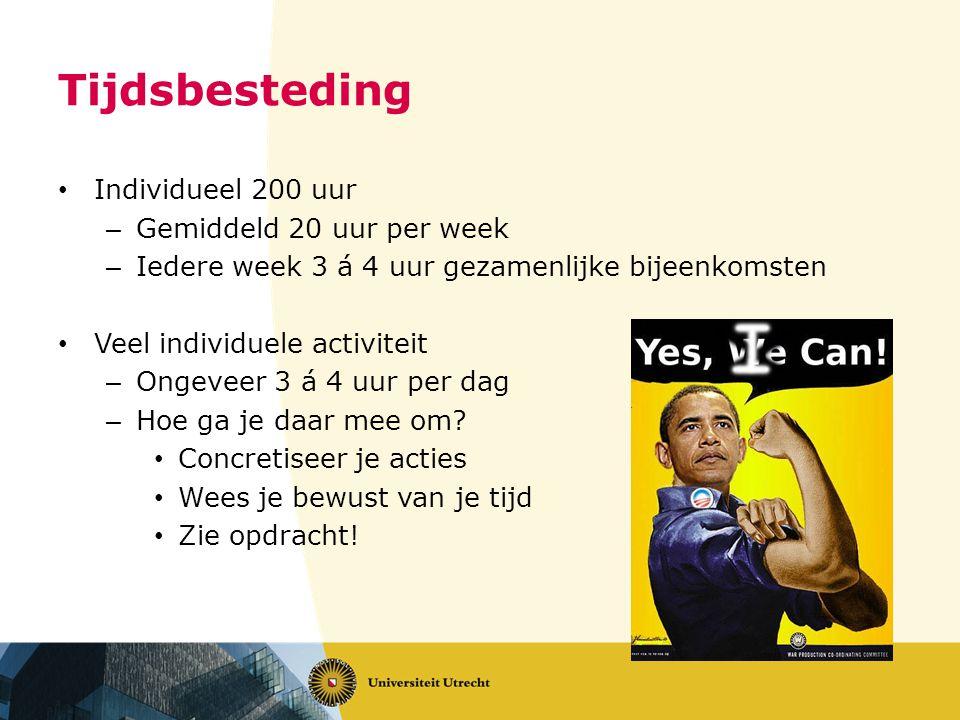 Voorbeeld: ICS-en •Adviseringssysteem •Online toetssysteem •Systeem om mensen te koppelen –vb.