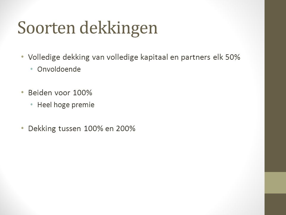 Voorbeeld • Jurgen en Sandra kopen samen een huis en lenen € 160.000, af te betalen in 20 jaar aan jaarlijkse vaste intrestvoet 5,2%.