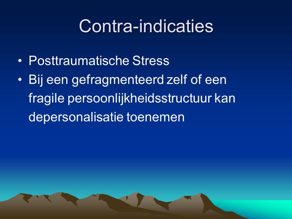 Kosten-effectiviteit en gezondheidswinst •Verminderen van milde depressies,optreden van ernstige depressies voorkomen en voorkomen van terugval.