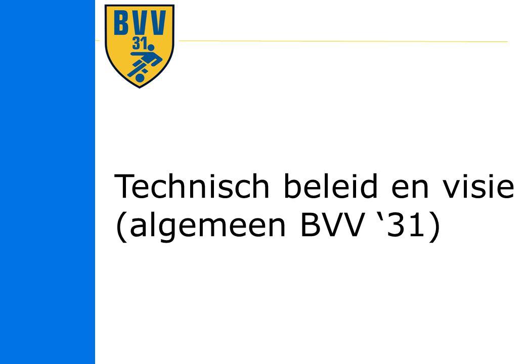 7 © 2010 Technisch beleid en visie (algemeen BVV '31)