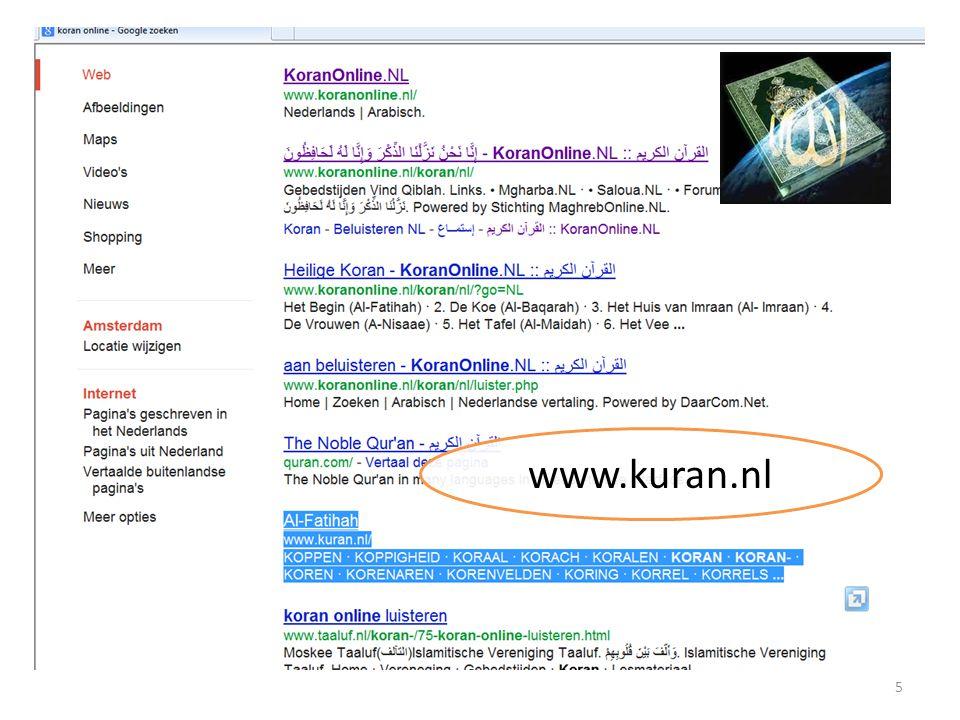 www.kuran.nl 5