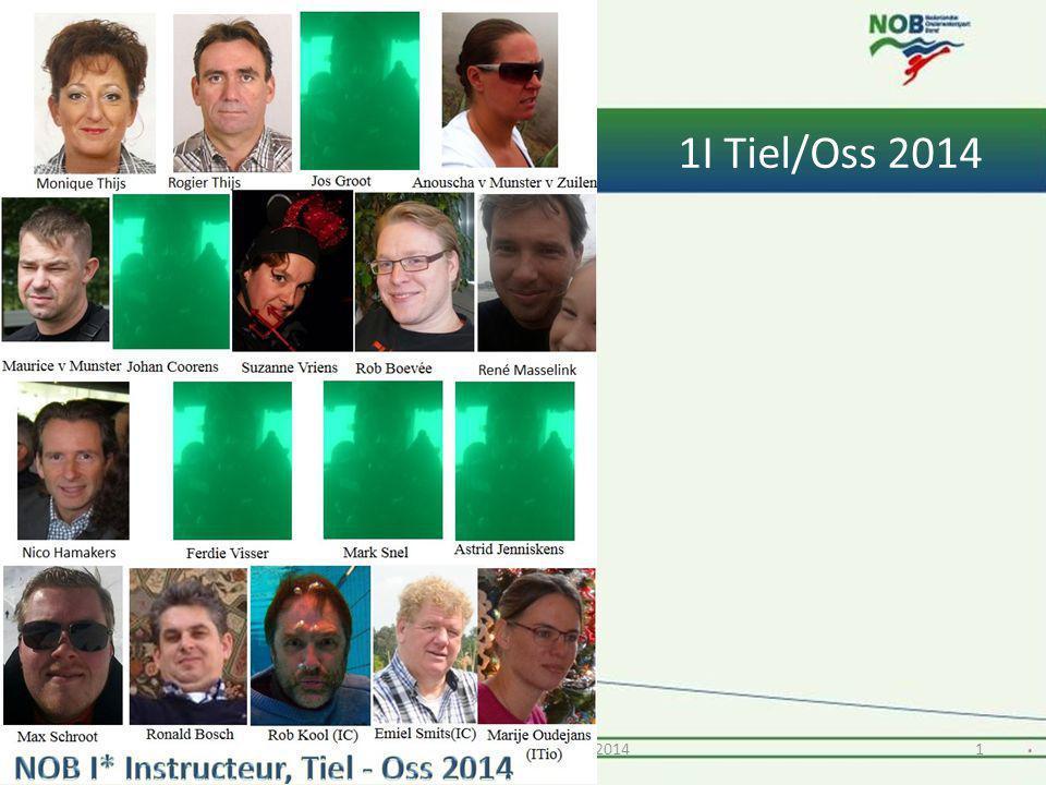1I Tiel/Oss 2014 11* Instructeur Tiel & Oss 2014