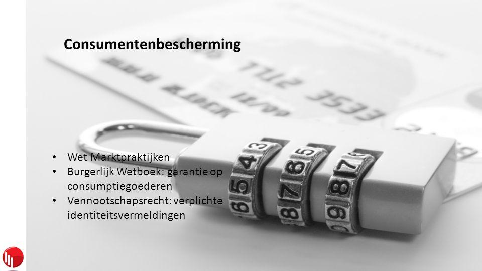 Sirius Legal De Scheemaecker Bogaerts Van den Brande Consumentenbescherming Online = offline Verkoop op afstand WMPC Algemeen verbintenissenrecht
