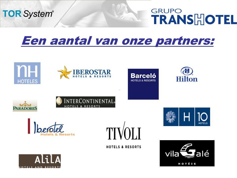 Een aantal van onze partners:
