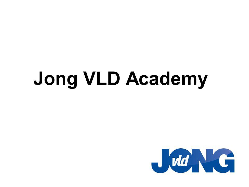 Wat doet Jong VLD Nationaal •Nationale précampagne + flyer •Brainstormsessies •As Gent – Anwerpen – BXL.