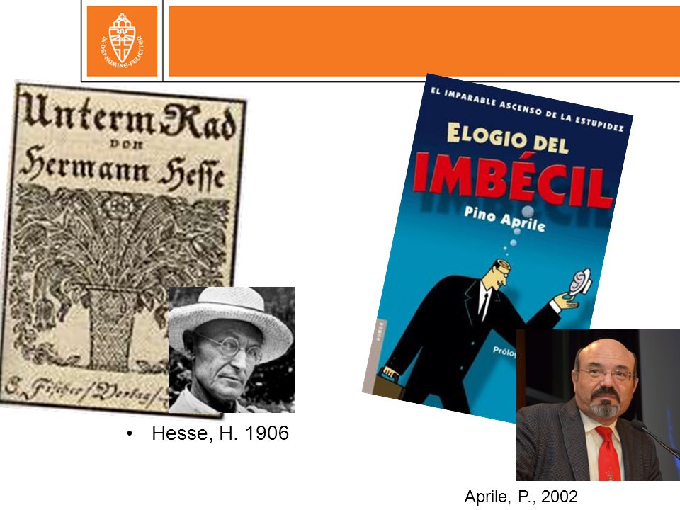 •Hesse, H. 1906 Aprile, P., 2002
