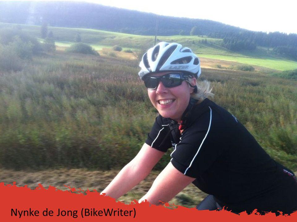 Nynke de Jong (BikeWriter)