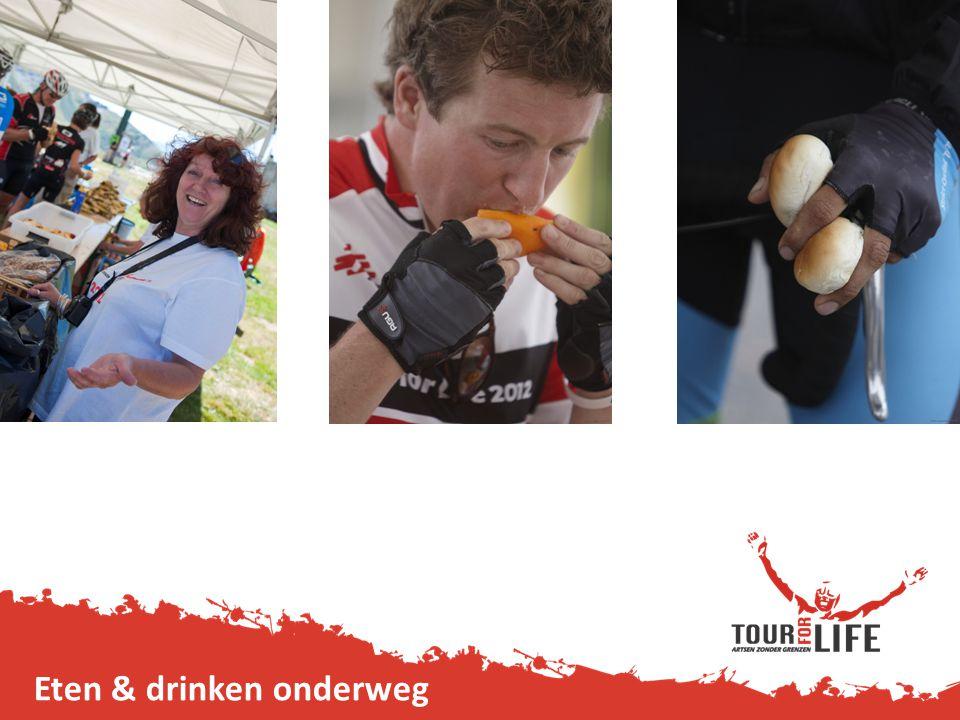 Eten & drinken onderweg