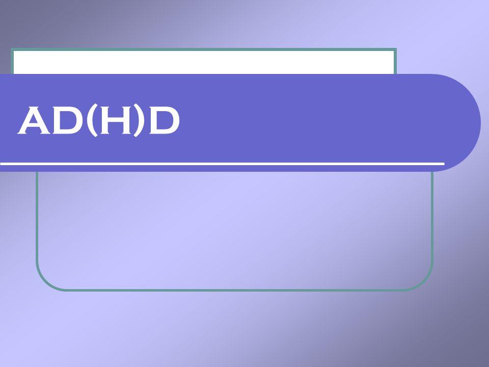 AD(H)D