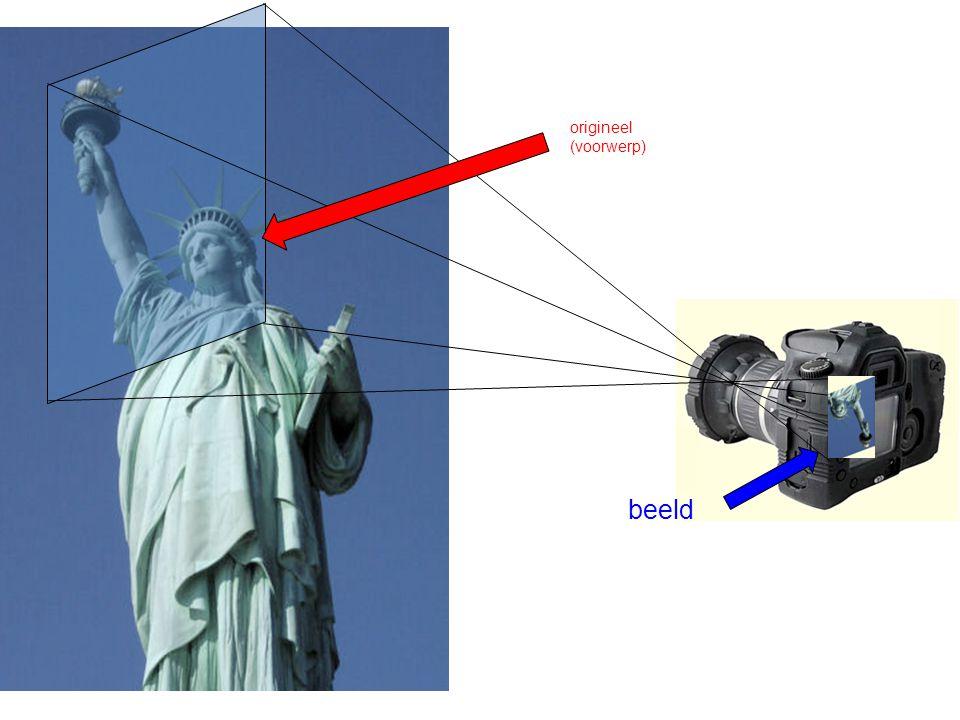 beeld origineel (voorwerp)