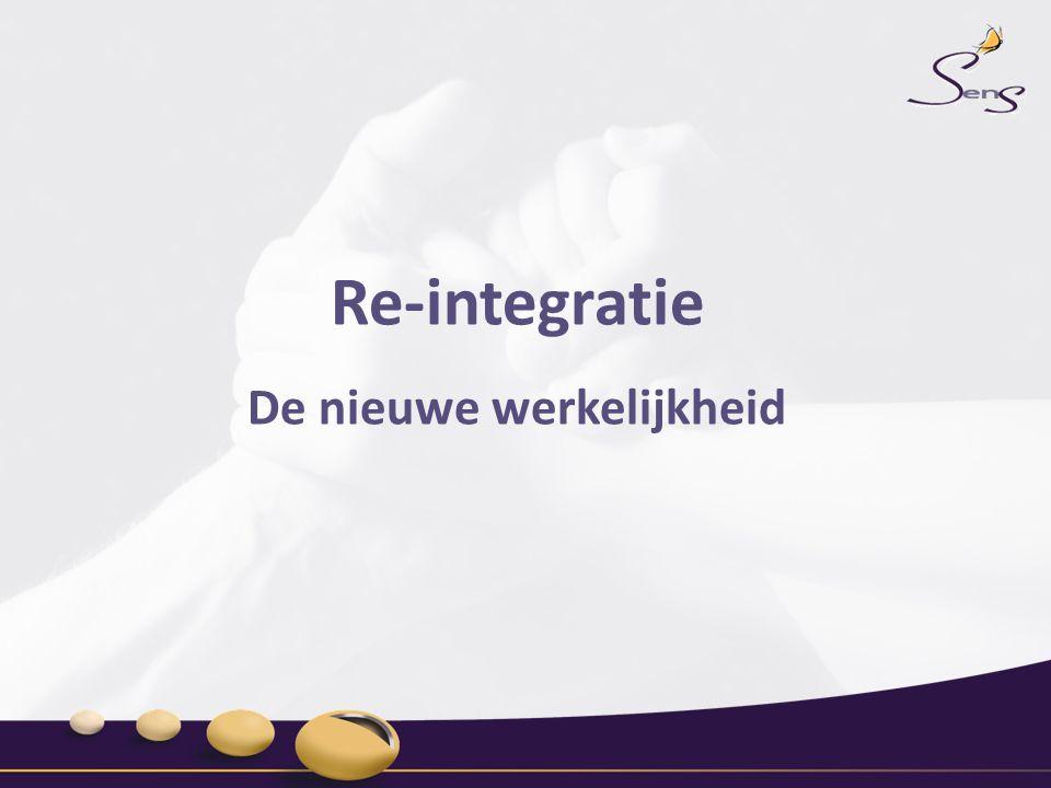 Re-integratie Nieuwe oplossingen op basis van best practices uit het verleden