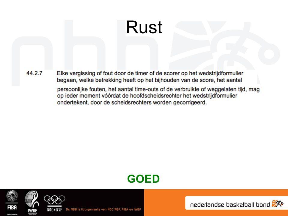 Rust GOED