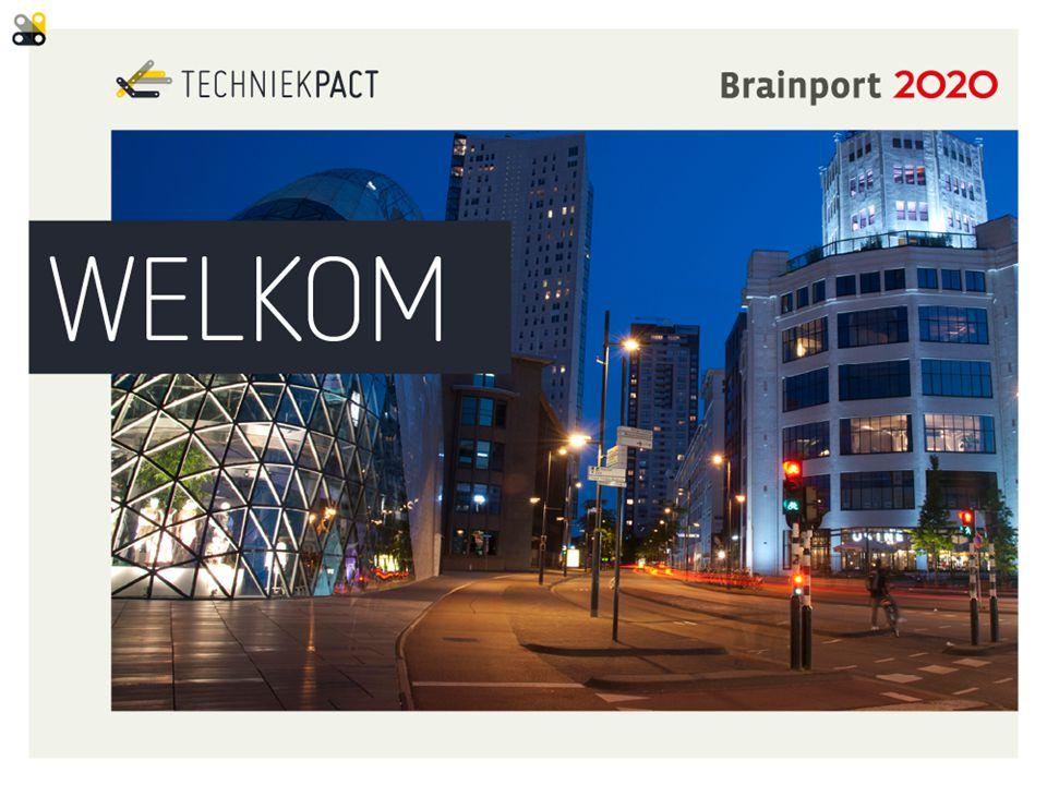© Brainport Development, 2014 De kracht van samenwerking 2 Beroepsonderwijs tijdens de energie transitie Vergroten uitstroom naar (top)sector energie dankzij unieke samenwerking.