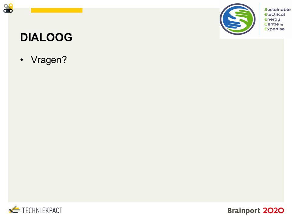 © Brainport Development, 2014 De kracht van samenwerking 13 DIALOOG •Vragen?