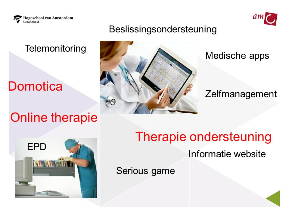 HOMEPAGE Online therapie