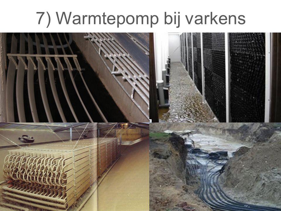 26 7) Warmtepomp bij varkens