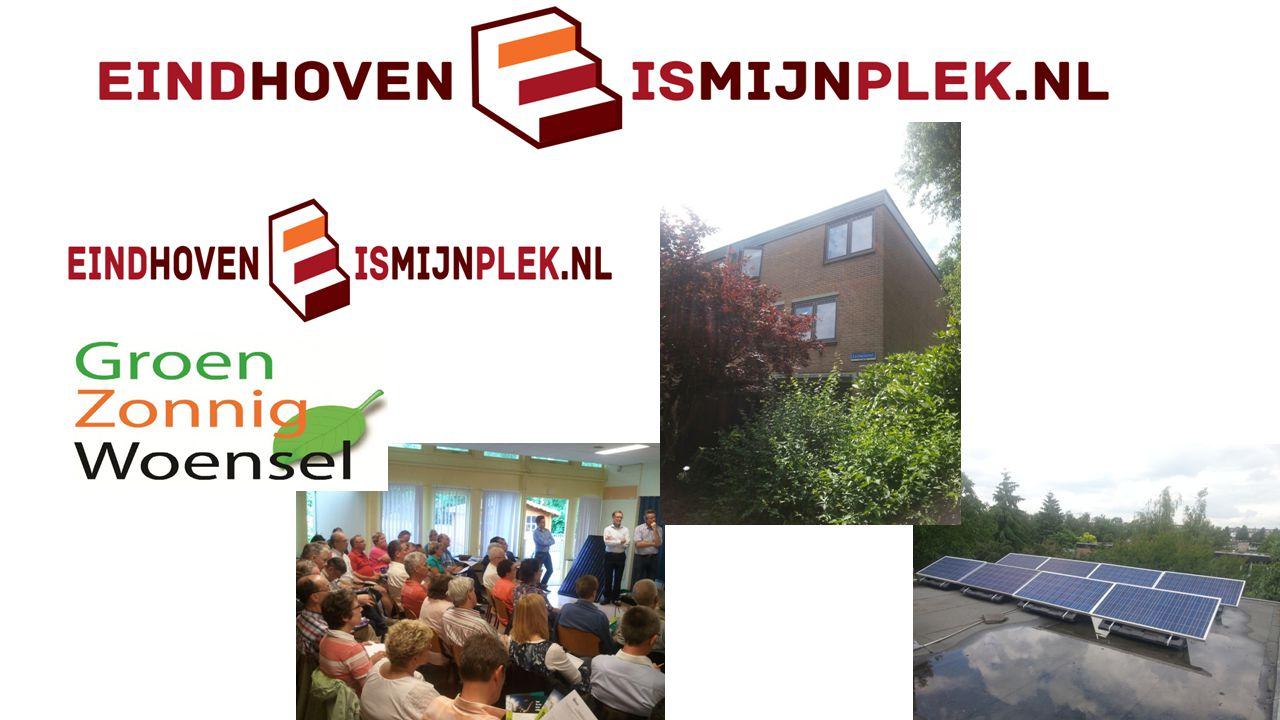 •Eindhoven een prettigere stad maken •Voor en met inwoners •Zelf het initiatief nemen •Verschillende partijen met verschillende oplossingen •Goede ideeën moeten worden verspreid