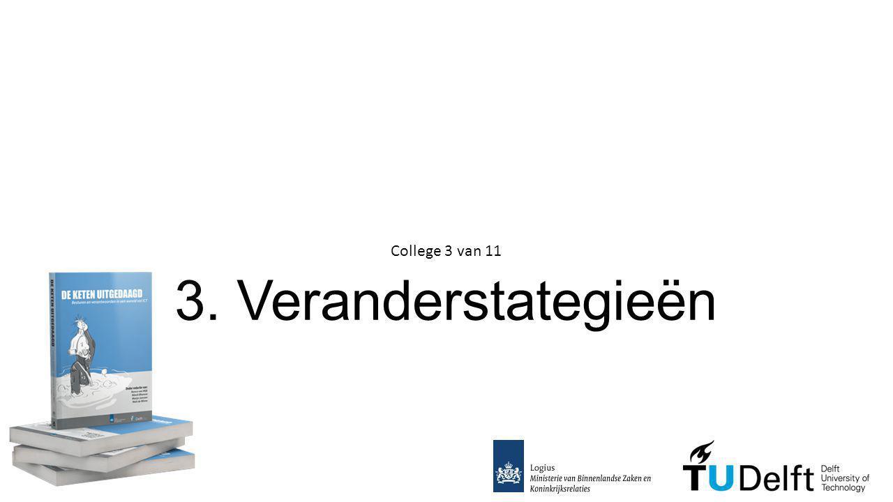 3. Veranderstategieën College 3 van 11
