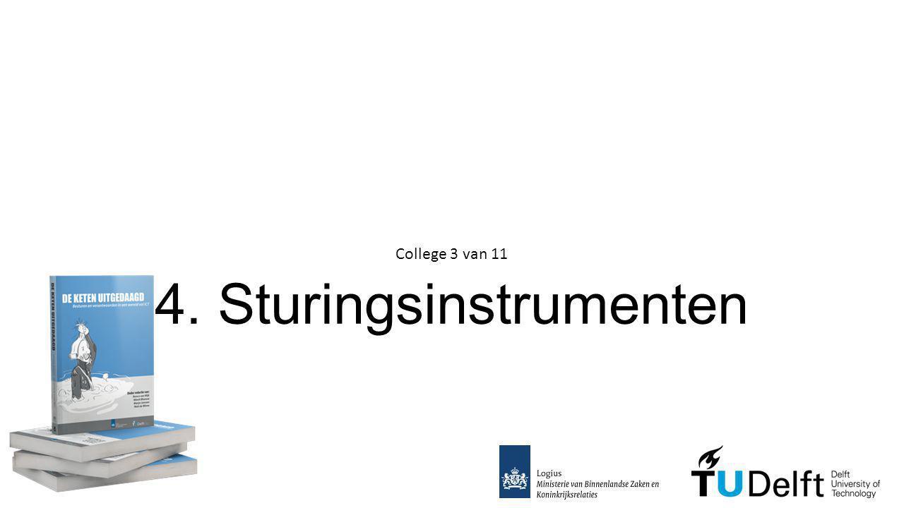 4. Sturingsinstrumenten College 3 van 11