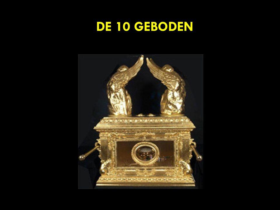 DE 10 GEBODEN