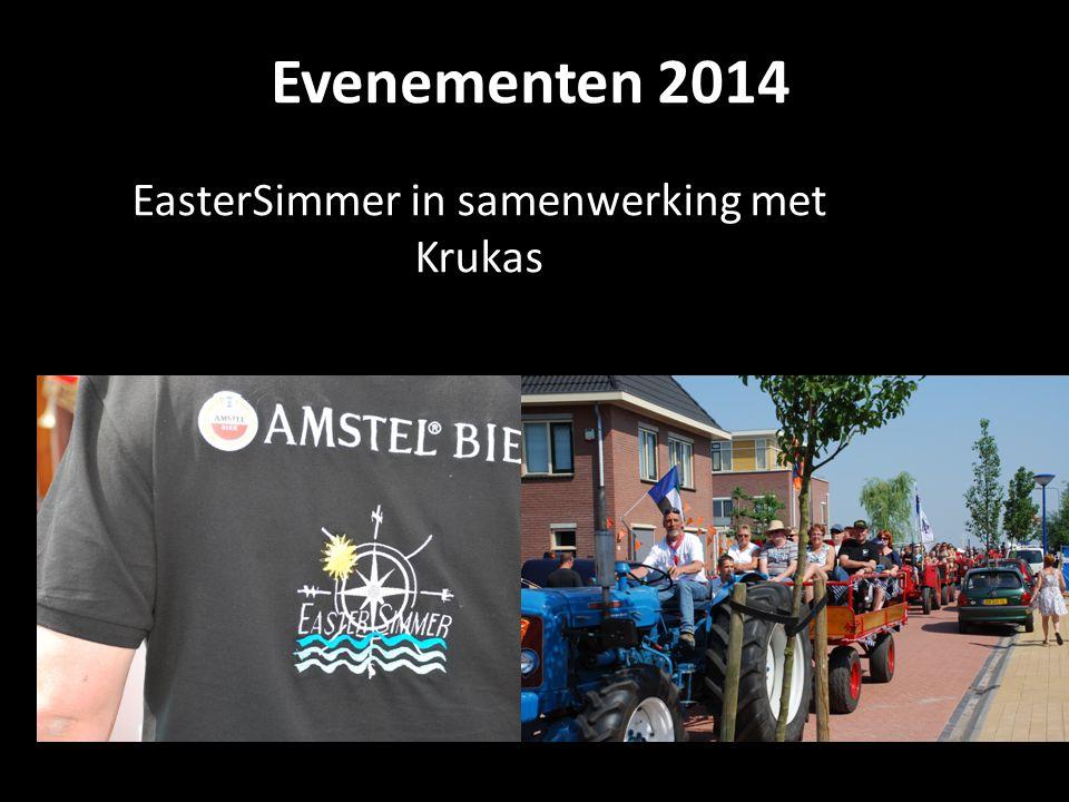 EasterSimmer highlights • Braderie bij mooi weer op het krukas terrein • Volop kinderactiviteiten: o.a.