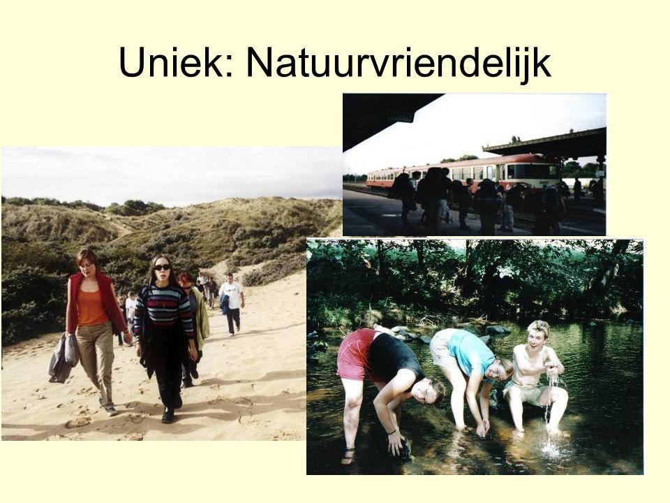 Uniek: Natuurvriendelijk