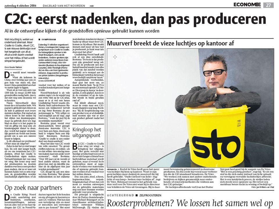 Duurzame Innovatie in Noord-Nederland 15