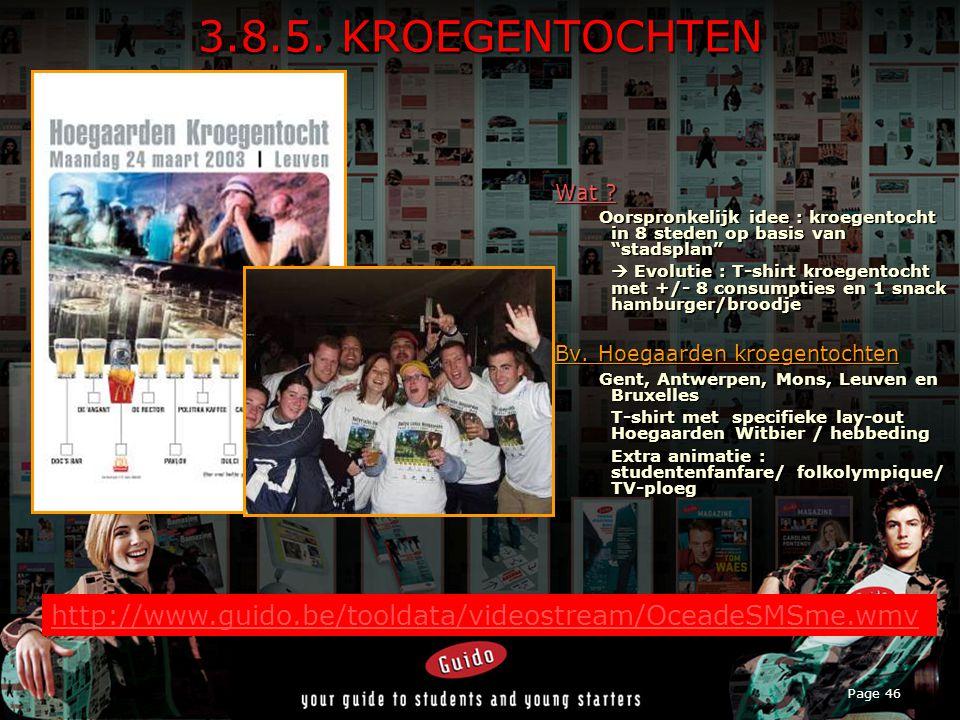 Page 46 3.8.5. KROEGENTOCHTEN Wat .