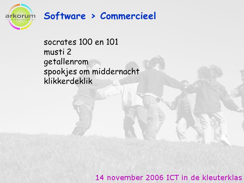 Software > Commercieel socrates 100 en 101 musti 2 getallenrom spookjes om middernacht klikkerdeklik